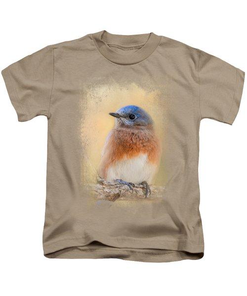 Autumn's Treasure Kids T-Shirt