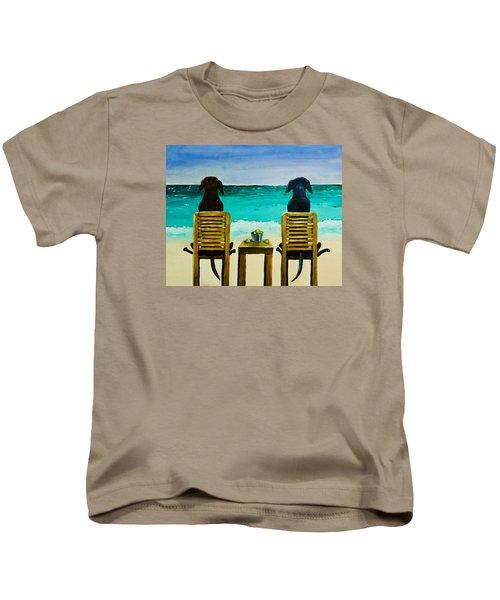 Beach Bums Kids T-Shirt