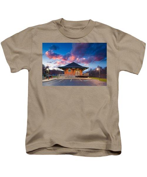 Beaver Area Heritage Museum Kids T-Shirt