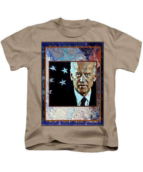 Biden Kids T-Shirt by Wbk