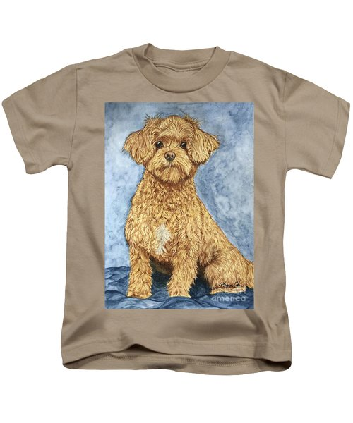 Chase The Maltipoo Kids T-Shirt