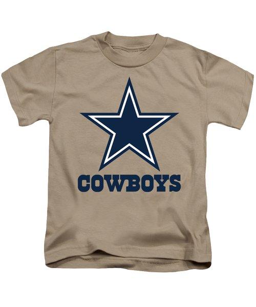 Dallas Cowboys Translucent Steel Kids T-Shirt