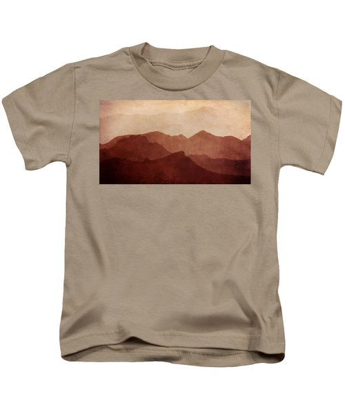 Death Valley Kids T-Shirt by Scott Norris