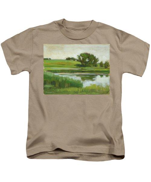 Distant Farm Kids T-Shirt