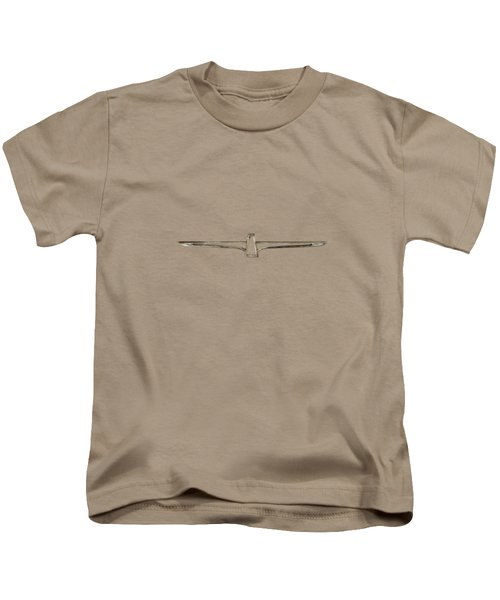 Ford Thunderbird Emblem Kids T-Shirt