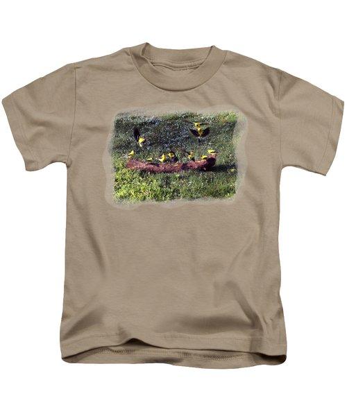 Goldfinch Convention Kids T-Shirt