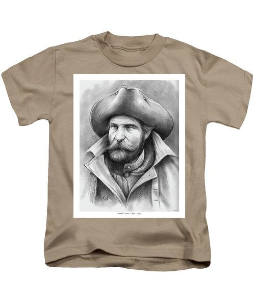Harry Yount Kids T-Shirt