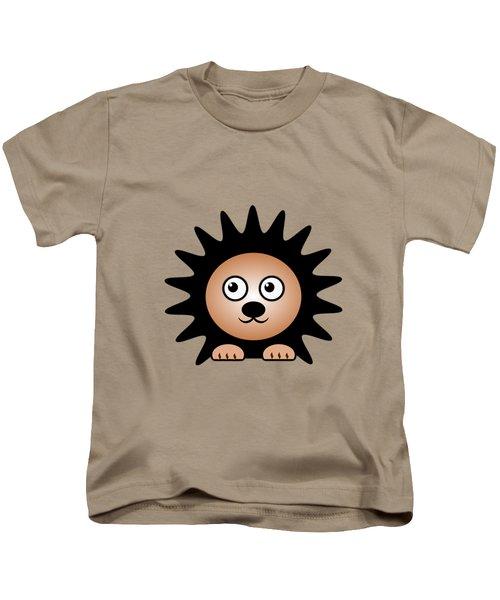 Hedgehog - Animals - Art For Kids Kids T-Shirt