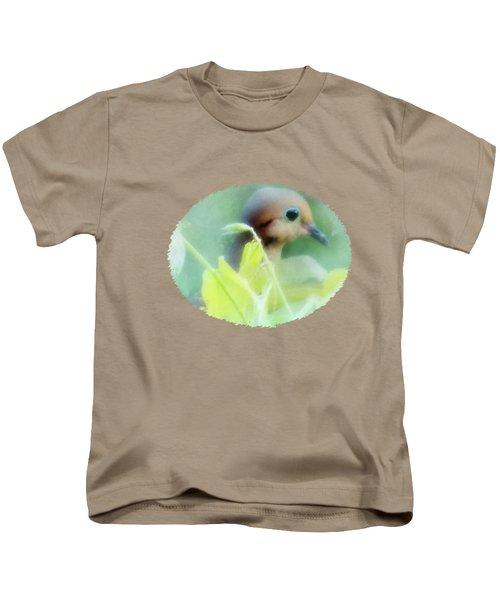 Hidden Nature Kids T-Shirt by Anita Faye