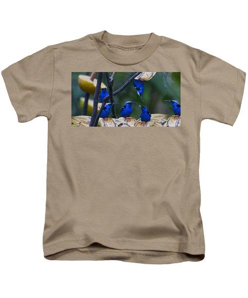Honeycreeper Kids T-Shirt