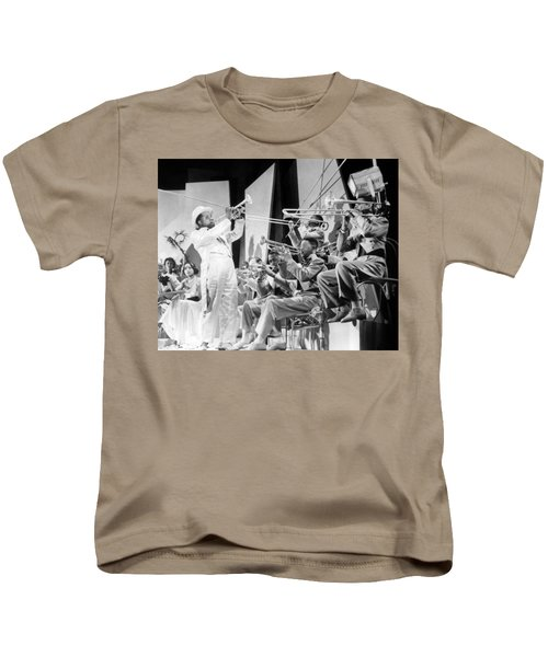 Louis Armstrong Kids T-Shirt
