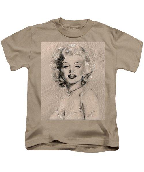 Marilyn Monroe Kids T-Shirt