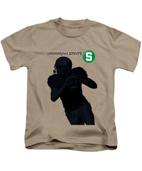 Michigan State Football Kids T-Shirt