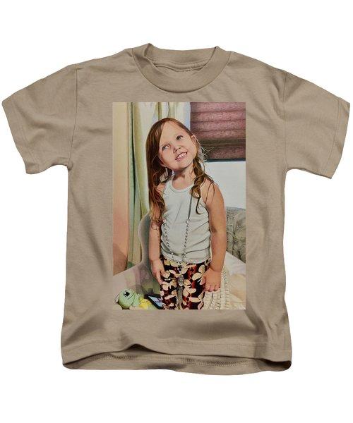 Nana's Necklace Kids T-Shirt