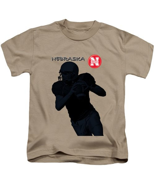 Nebraska Football Kids T-Shirt