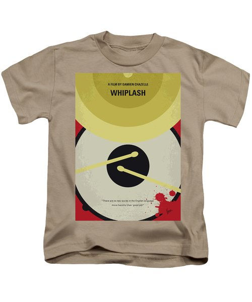 No761 My Whiplash Minimal Movie Poster Kids T-Shirt