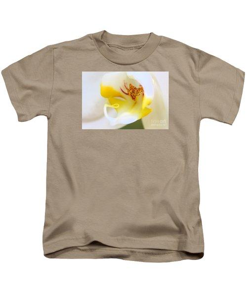 Orchid Macro Kids T-Shirt