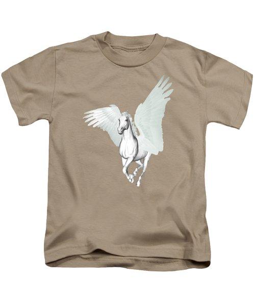 Pegasus   Kids T-Shirt