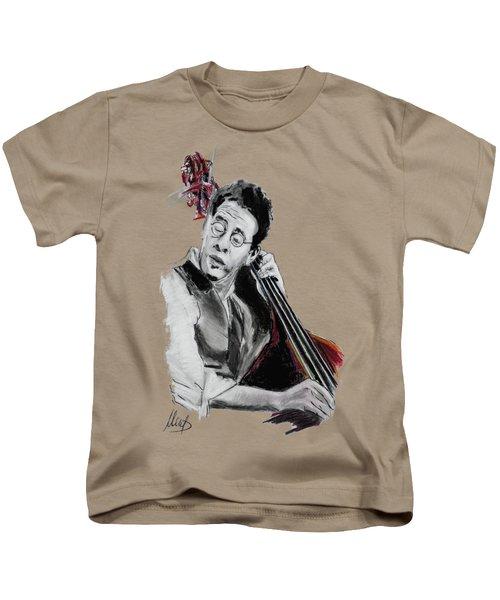 Stanley Clarke Kids T-Shirt