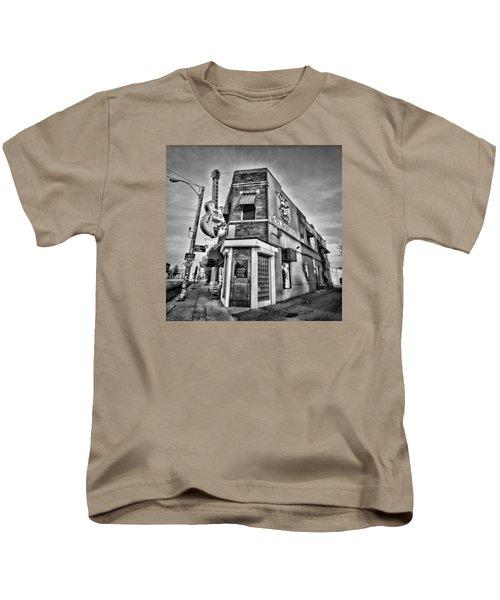 Sun Studio - Memphis #2 Kids T-Shirt