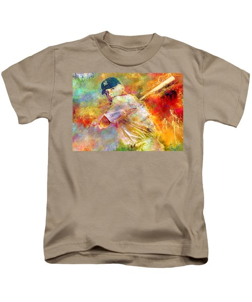 The Commerce Comet Kids T-Shirt by Mal Bray
