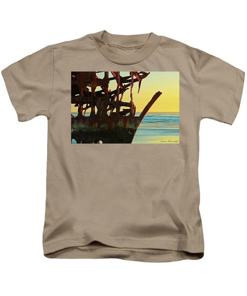 The Peter Iredale 4 Kids T-Shirt