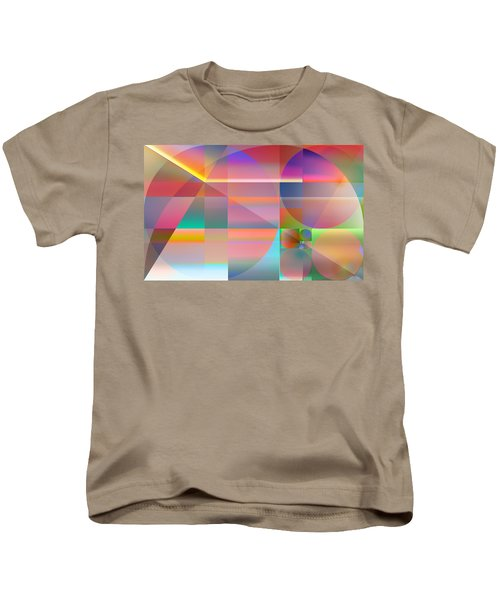 The Principles Of Life Kids T-Shirt