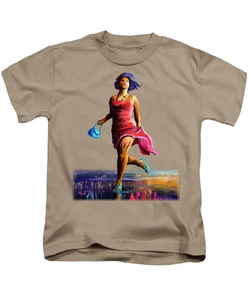 The Runner Kids T-Shirt