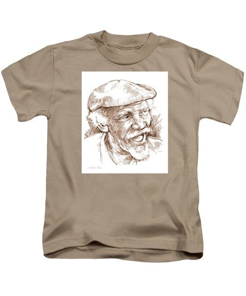 Victor Boa Kids T-Shirt