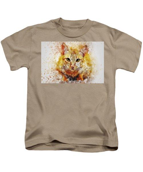 Cat's Eye Kids T-Shirt