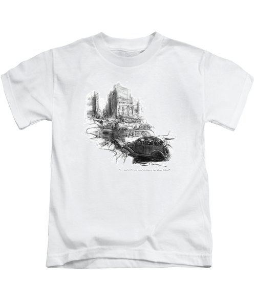 . . . And We've Got Wind Resistance Kids T-Shirt