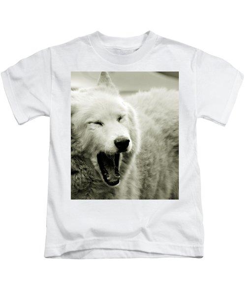 Yawning Kids T-Shirt