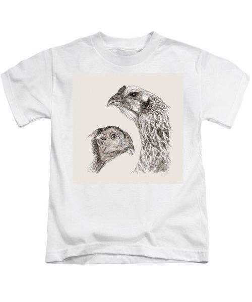51. Game Hens Kids T-Shirt
