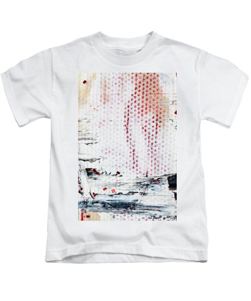 Abstract Original Artwork One Hundred Phoenixes Untitled Number Ten Kids T-Shirt