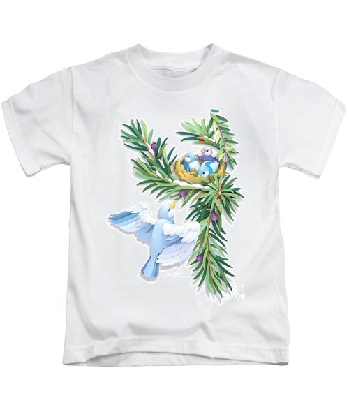 Checking In Kids T-Shirt