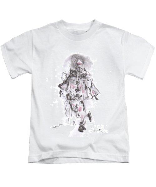 Dancing Clown Kids T-Shirt