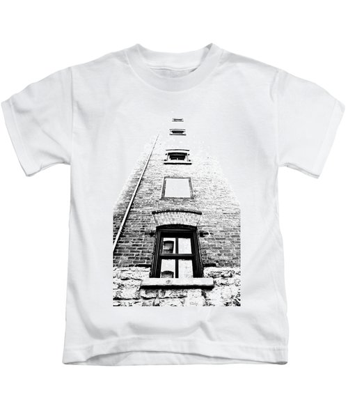 Floating Rooms Kids T-Shirt