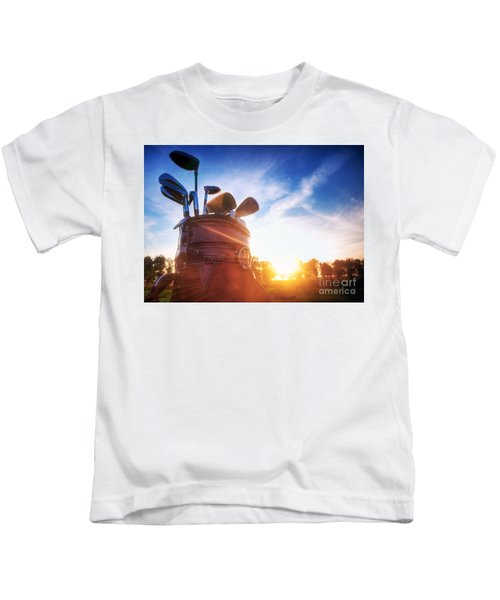 Golf Gear Kids T-Shirt