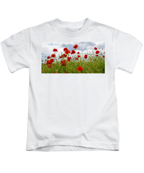 In Flanders Fields Kids T-Shirt