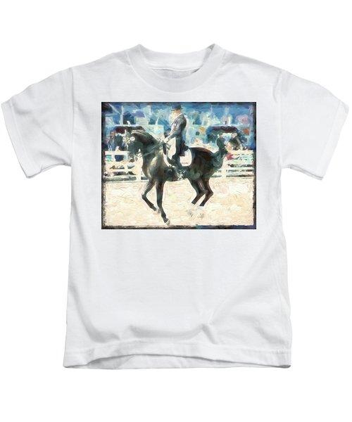 In The Air Kids T-Shirt