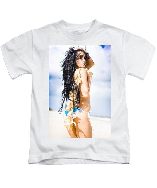 Lifestyle Woman Kids T-Shirt