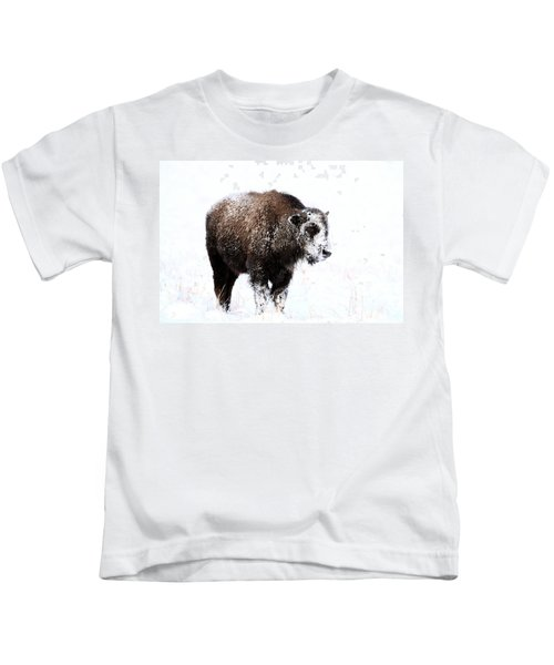 Lone Calf Kids T-Shirt