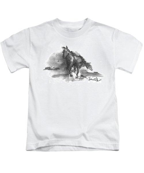My Stallion Kids T-Shirt