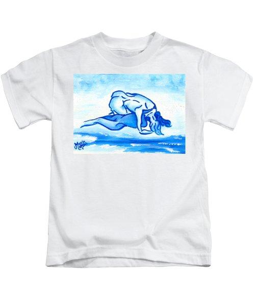 Ocean Of Desire Kids T-Shirt