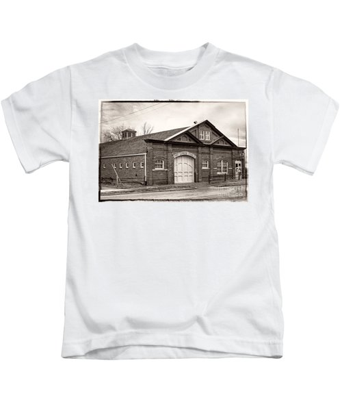 Pony Express Stables Kids T-Shirt