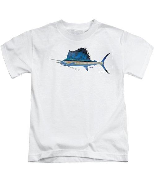 Sailfish Kids T-Shirt