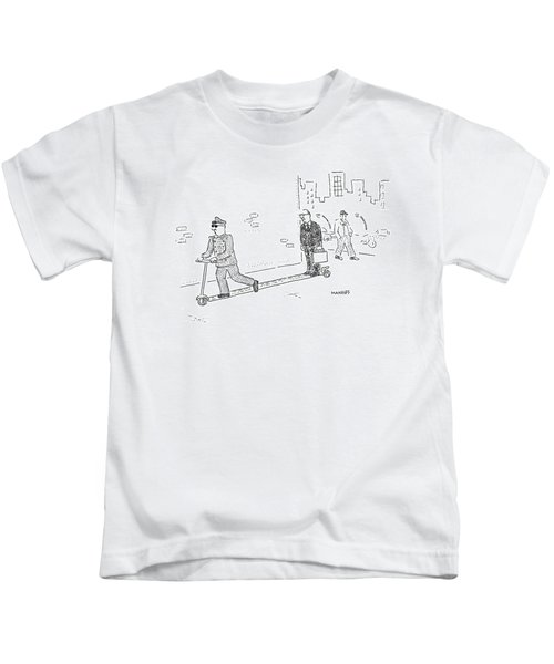 New Yorker June 5th, 2000 Kids T-Shirt