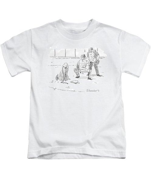 New Yorker October 10th, 2005 Kids T-Shirt