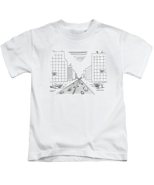 New Yorker May 15th, 2000 Kids T-Shirt