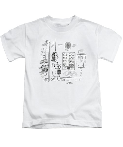 New Yorker July 24th, 2000 Kids T-Shirt